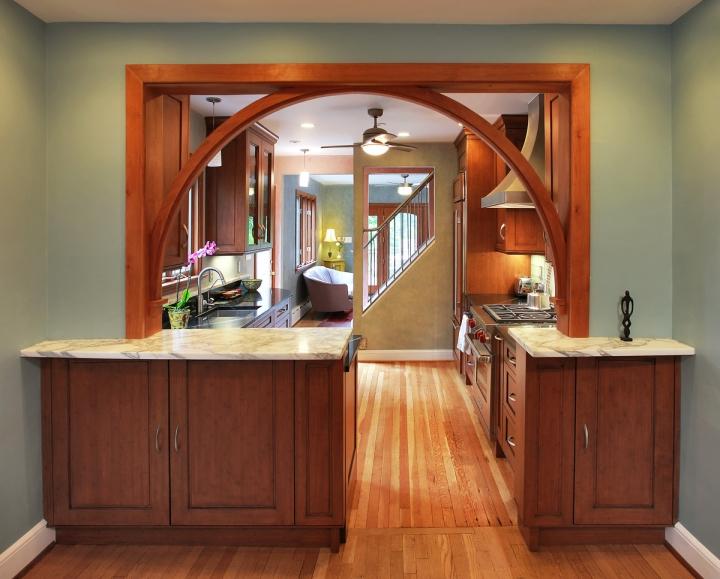 арки из гипсокартона фото дизайн для кухни фиби ревнует, данное