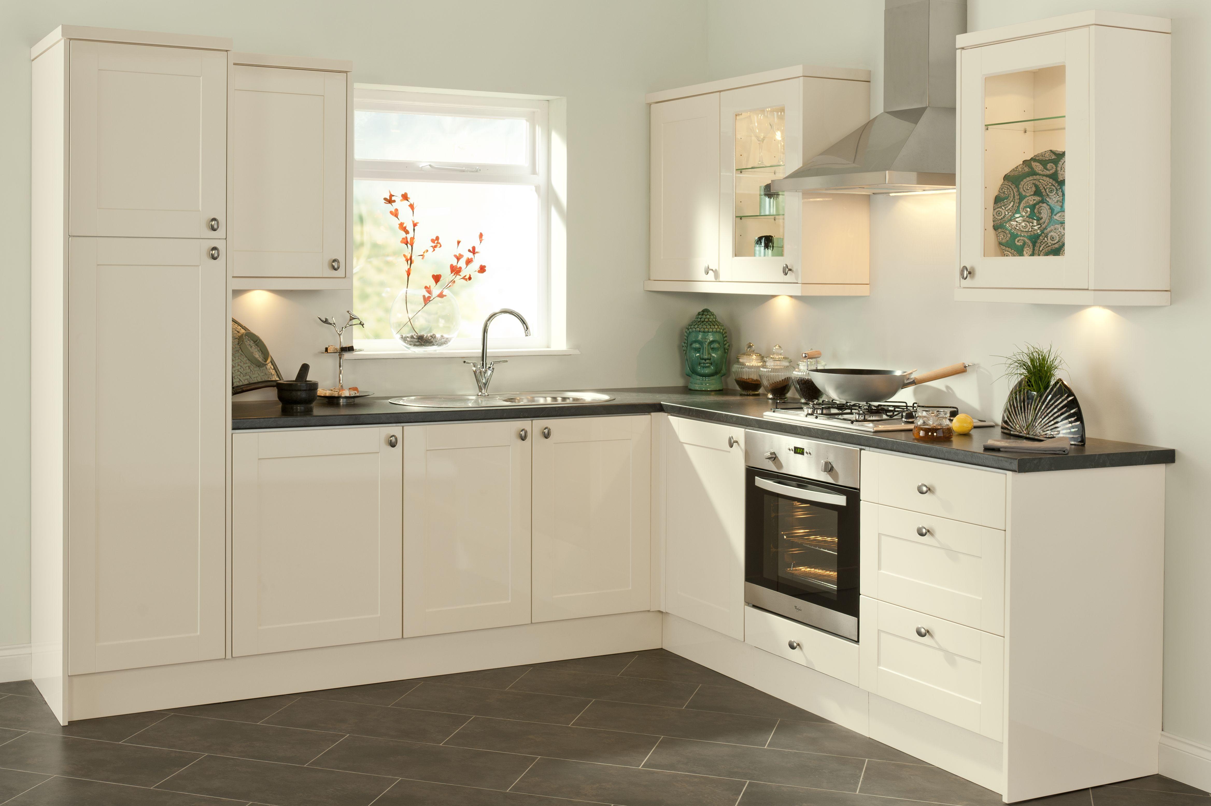 Светлая кухня  № 1754506 без смс